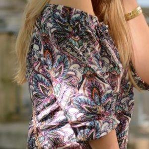 Off-shoulder Summer Dress